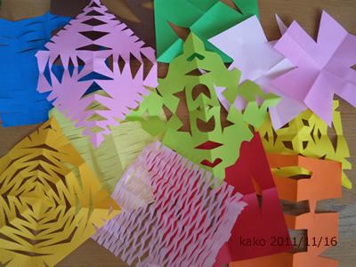 ハート 折り紙:折り紙 ハサミ-ikuji.cocorodesign.net